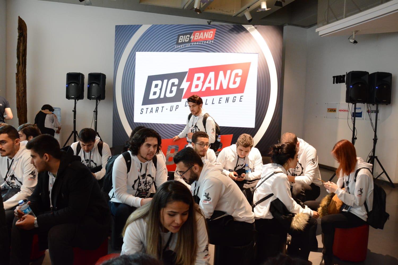 İTÜ Çekirdek BIG BANG 2020